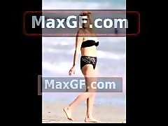 kesha in a black bikini in australia paparazzi sexy photos 2012 2013 2014