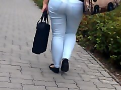 big ass hungarian on the street 2