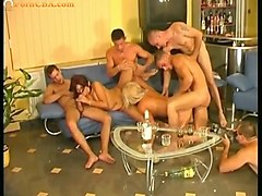 hungarian gangbang party, vol1.