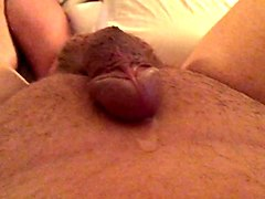 precum leaking on prostate massage by mrs t