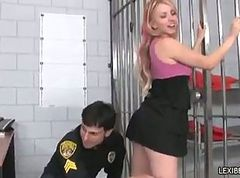 Lexi Belle in jail