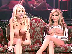 Incredible pornstars Jesse Jane, Kirsten Price in Amazing Reality, Dildos/Toys sex clip