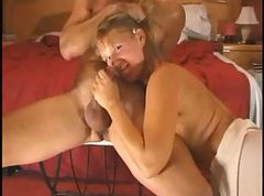 Very Hot Amateur Blow Job and Cum