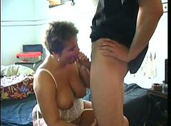 Chubby Wife and younger Lover