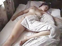 Turkish Girl Is Sleeping After The Sex